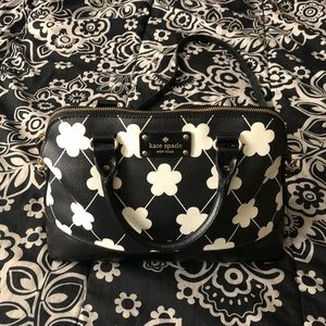 Kate Spade Rachelle Daisies Flower Purse Bag